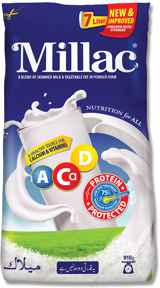 Millac Dairy Powder